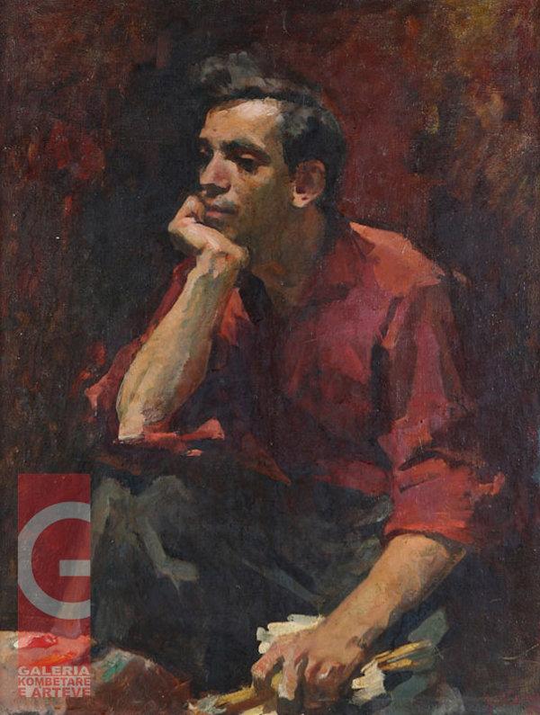Portret i piktorit DANISH JUKNIU