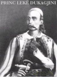 The history of Lekë Dukagjini (1410-1481)