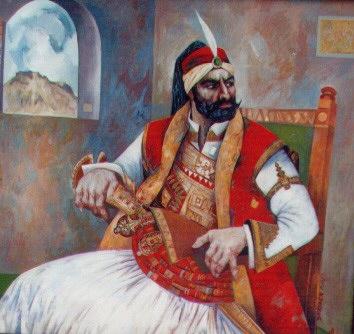Kara Mahmut Bushatliu - pikturë