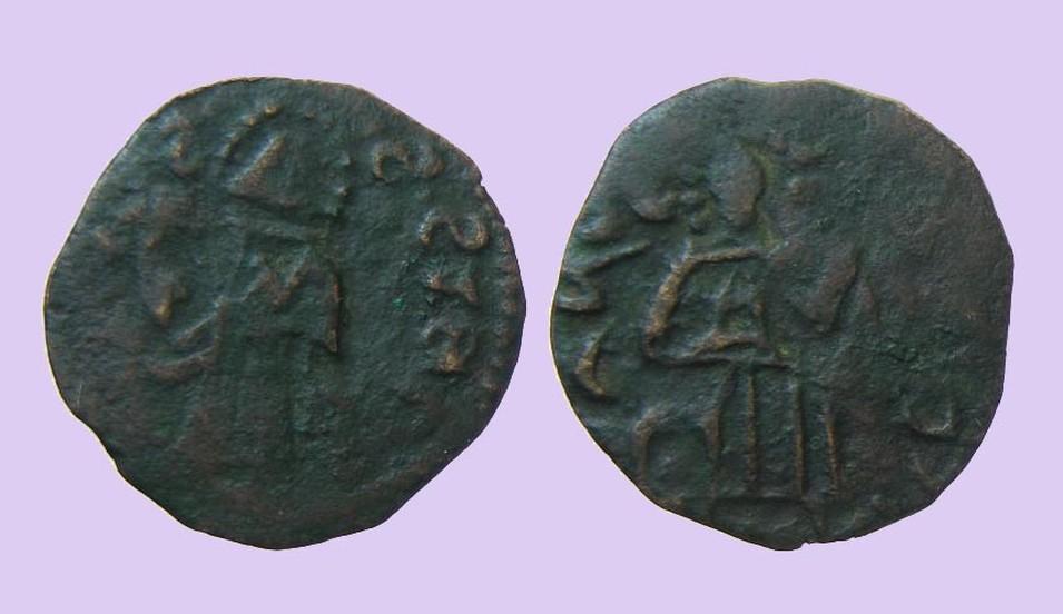 Monedha të shek. XIV