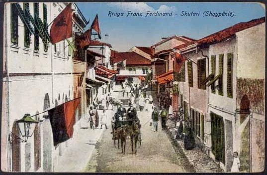 Rruga Franz Ferdinand