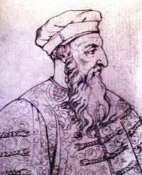 Gjergj Kastrioti - Skënderbeu - portret i kohës