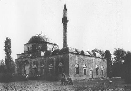 Xhamia e Plumbit e ngritur nga Mehmet Pashe Bushatliu